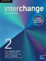 Interchange 2 sb with online self-study and online wb - 5th ed - Cambridge university