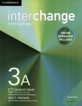 Interchange 3a sb with online self-study and online wb - 5th ed - Cambridge university