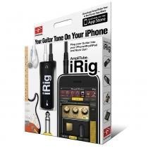 Interface Adaptador De Guitarra Para iPhone iPod Touch iPad iRig AmpliTube - IK Multimedia - IK Multimedia