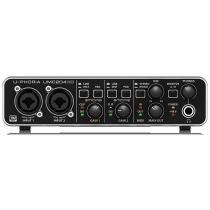 Interface behringer umc204hd -