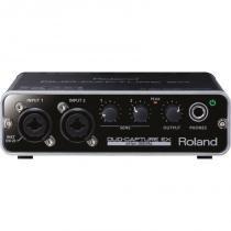Interface de Áudio Roland UA-22 USB Duo Capture - Roland