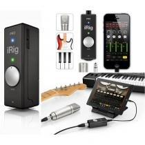 Interface IRig Pro - IRIG
