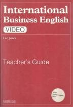 International business eng. video tb - Cambridge audio visual  book teacher