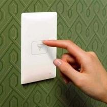 Interruptor Eletrônico One Touch Dimmer 2 Unidades - Amicus