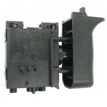 Interruptor Preto com Trava TG843TB-2 para Parafusadeira HP2016 Makita -