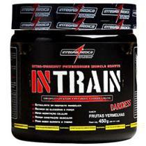 Intrain Darkness 450g Integralmédica - Consumir Durante o Treino