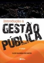 Introducao A Gestao Publica - Saraiva - 1