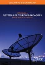 Introducao A Sistemas De Telecomunicacoes - Abordagem Historica - Ltc - 1