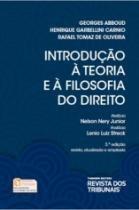 Introducao A Teoria E A Filosofia Do Direito - Rt - 952571