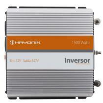 Inversor 1500W 12VDC/127V USB Modificada Prata 50088 - HAYONIK - Hayonik