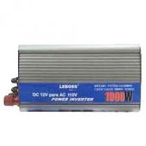 Inversor conversor de potencia veicular 1000w transformador 12v a 110v - Gimp