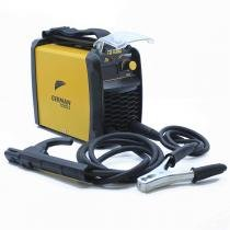 Inversora de solda combat 140a 220v turbo gm v8 brasil - German tools