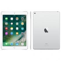 "iPad Air 2 Apple 128GB Prata Tela 9,7"" Retina - Proc. Chip A8X Câm. 8MP + Frontal iOS 10 Touch ID"