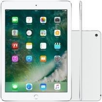 "iPad Air 2 Apple 16GB Prata Tela 9,7"" Retina - Proc. Chip A8X Câm. 8MP + Frontal iOS 10 Touch ID"