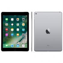 "iPad Air 2 Apple 4G 16GB Cinza Espacial Tela 9,7"" - Retina Proc. Chip A8X Câm. 8MP + Frontal iOS 10"