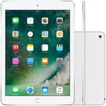 "iPad Air 2 Apple 4G 16GB Prata Tela 9,7"" Retina - Proc. Chip A8X Câm. 8MP + Frontal iOS 10 Touch ID"