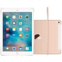 "iPad Air 2 Apple Wi-Fi 43 Cellular 16GB 4G Tela Retina de 9,7"" iOS 9 Dourado - Apple"