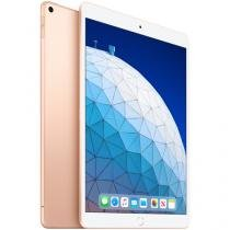 "iPad Air Apple 4G 256GB Dourado 10,5"" Retina - Proc. Chip A12 Câm. 8MP + Frontal 7MP iOS 12"