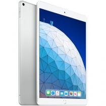 "iPad Air Apple 4G 64GB Prata 10,5"" Retina - Proc. Chip A12 Câm. 8MP + Frontal 7MP iOS 12"
