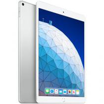 "iPad Air Apple 64GB Prata 10,5"" Retina  - Proc. Chip A12 Câm. 8MP + Frontal 7MP iOS 12"