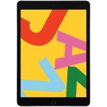 "iPad Apple 32GB Cinza Espacial Tela 10,2"" Retina - Proc. Chip A10 Câm. 8MP + Frontal 1,2MP iPadOS"