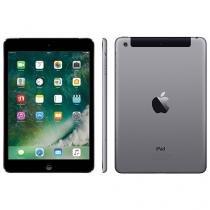 "iPad Mini 2 Apple 4G 32GB Cinza Espacial Tela 7,9"" - Retina Proc. Chip A7 Câm. 5MP + Frontal iOS 10"