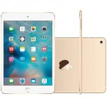 "iPad Mini 4 128GB Wi-Fi 7.9"" 8MP Dourado - Apple - Apple"