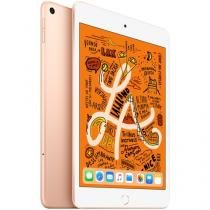 "iPad Mini Apple 4G 64GB Dourado 7,9"" Retina - Proc. Chip A12 Câm. 8MP + Frontal 7MP iOS 12"