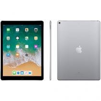 "iPad Pro Apple 256GB Cinza Espacial Tela 12,9"" - Retina Proc. Chip A10X Câm. 12MP + Frontal iOS 11"