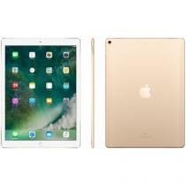 "iPad Pro Apple 256GB Dourado - Tela 12,9"" Proc. Chip A10X Câm. 12MP + Frontal 7MP"