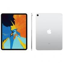 "iPad Pro Apple 4G 1TB Prata 11"" Retina - Proc. A12X Câm. 12MP + Frontal 7MP iOS 12"