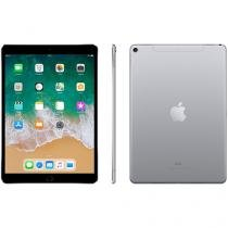 "iPad Pro Apple 4G 256GB Cinza Espacial - Tela 10,5"" Proc. Chip A10X Câm. 12MP + Frontal 7MP"