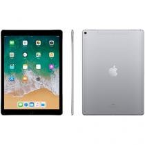 "iPad Pro Apple 4G 256GB Cinza Espacial Tela 12,9"" - Retina Proc. Chip A10X Câm. 12MP + Frontal iOS 11"