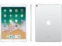 "iPad Pro Apple 4G 256GB Prata Tela 10,5"" Proc. Chip A10X Câm. 12MP + Frontal 7MP"