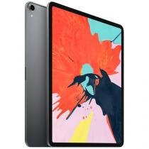 "iPad Pro Apple 64GB Cinza Espacial 12,9"" Retina - Proc. A12X Câm. 12MP + Frontal 7MP iOS 12"
