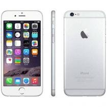 "iPhone 6 Apple 16GB 4G iOS 8 Tela 4.7"" Câm. 8MP - Proc. A8 Touch ID Wi-Fi GPS NFC Prata"