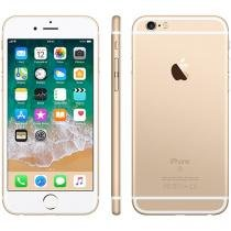 "iPhone 6s Apple 32GB Dourado 4G Tela 4.7"" Retina - Câm. 12MP + Selfie 5MP iOS 11 Chip A9 Touch ID"