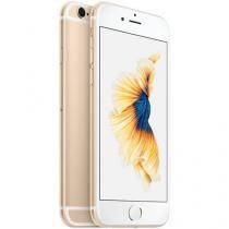"""iPhone 6s Apple 32GB Dourado 4G Tela 4.7"""" - Retina Câmera 5MP iOS 10 Proc. A9 Wi-Fi"""