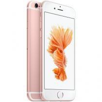 "iPhone 6s Apple 32GB Ouro Rosa 4G - Tela 4.7"" Retina Câmera 5MP iOS 10 Proc. A9 Wi-Fi"
