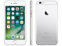 """iPhone 6s Apple 32GB Prata 4G Tela 4.7"""" - Retina Câm. 12MP + Selfie 5MP iOS 10 Proc. A9"""