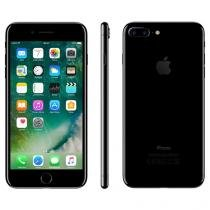 "iPhone 7 Plus Apple 256GB Preto Brilhante 4G - Tela 5.5"" Câm. 12MP + Selfie 7MP iOS 10"