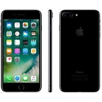 "iPhone 7 Plus Apple 32GB Preto 4G Tela 5,5"" Retina - Câmera 12MP + Selfie 7MP iOS 11 Proc. Chip A10"