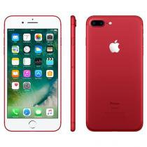 "iPhone 7 Plus Red Special Edition Apple 256GB - 4G 5.5"" Câm. 12MP + Selfie 7MP iOS 10"