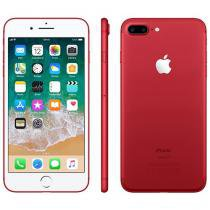 "iPhone 7 Plus Vermelho / Red Special Edition Apple - 128GB 4G 5.5"" Câm. 12MP + Selfie 7MP iOS 11"
