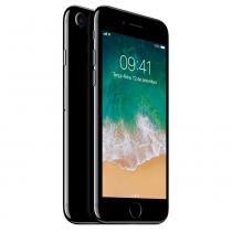 "Iphone 7 Preto Brilhante, MN912BR/A, Tela de 4.7"" 32GB, 12MP -"