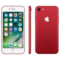 "iPhone 7 Special Edition Apple 128GB Vermelho - 4G 4,7"" Câm. 12MP + Selfie 7MP iOS 10"