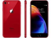 "iPhone 8 Product (RED) Special Edition Apple 64GB - Vermelho 4G 4.7"" Retina Câmera 12MP + Selfie 7MP"