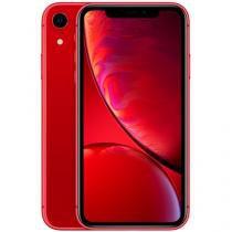"iPhone XR Apple 256GB Product Red 4G Tela 6,1"" - Retina Câm. 12MP + Selfie 7MP iOS 12"