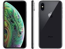 "iPhone XS Apple 256GB Cinza Espacial 4G Tela 5,8"" - Retina Câmera Dupla 12MP + Selfie 7MP iOS 12"