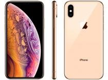 "iPhone XS Apple 512GB Ouro 4G Tela 5,8"" Retina - Câmera Dupla 12MP + Selfie 7MP iOS 12"